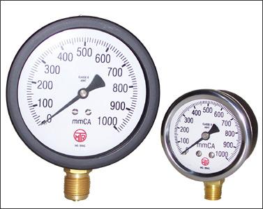 Man metro coluna d 39 gua s rie fsc for Manometro para medir presion de agua